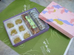 亀山市の生甘堂のお菓子