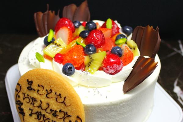 bb15 04 - 誕生日ケーキ