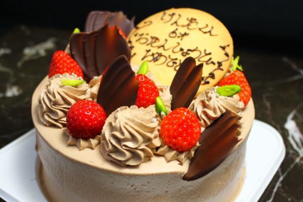 bd15 3 - 誕生日ケーキ