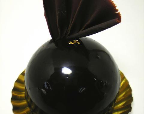 バローナ社のマンジャリチョコレートムース