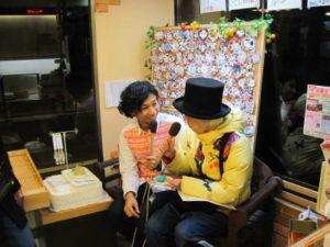吉田山田のお二人がベルジュールに来店