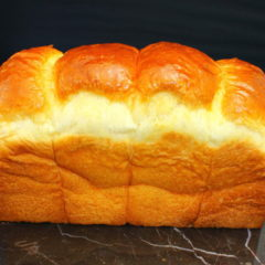 ベルジュールの食パン