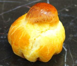 ベルジュールのブリオッシュはバターたっぷり