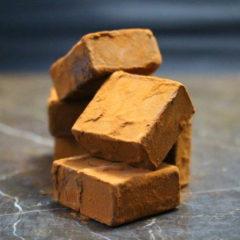ベルジュールの生チョコ
